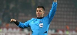 Hüseyin Göçek'e UEFA'dan görev…