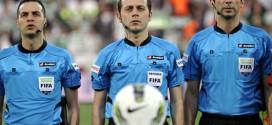 Cüneyt Çakır, Athletic Bilbao-Napoli maçını yönetecek.