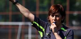 Dilan Deniz Gökçek, Slovenya-Slovakya maçını yönetecek