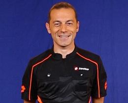 Cüneyt Çakır, Sırbistan-Danimarka maçını yönetecek
