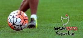 Spor Toto Süper Lig'de 7. hafta programı